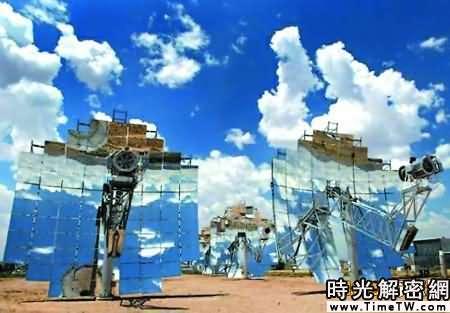 組圖:德國計畫建設世界最大太陽能電廠