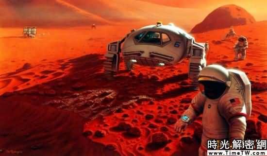 揭秘美國宇航局將如何把人類送上火星(圖)