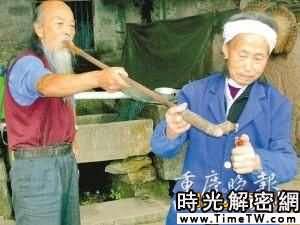 重慶七旬夫妻住在深山巖洞中 被稱作神仙伴侶