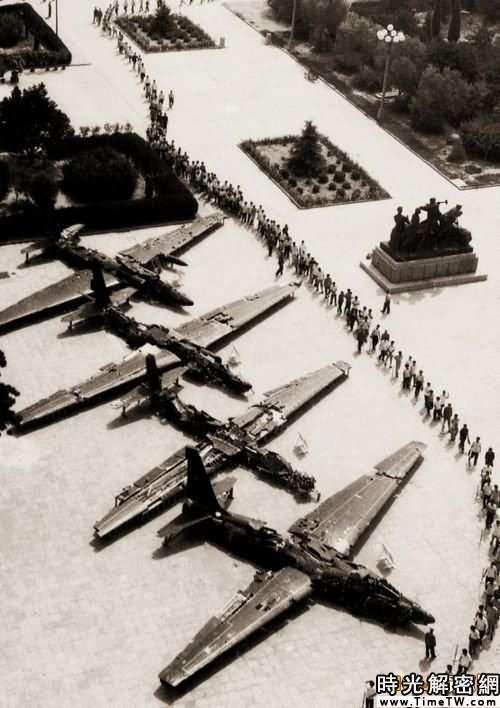 輝煌軍史:盤點中國空軍九大經典戰例(組圖)