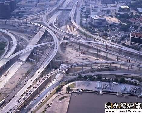 五層立交橋
