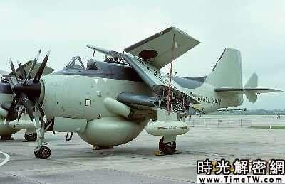 英國「塘鵝」反潛機。