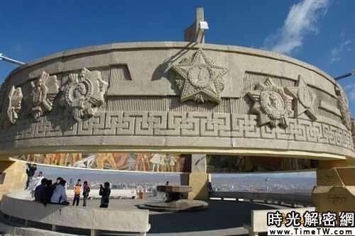 蒙古國二戰援蘇300公斤黃金50萬馬匹(組圖)