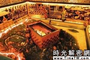 秦陵地宮五大猜想 秦始皇遺體可能保存尚好(圖)