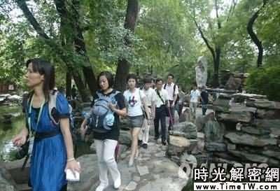 北京恭王府府邸首次開放 和珅舊宅如皇宮(圖)