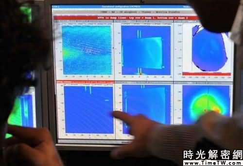 科技時代_歐洲大型強子對撞機產生第一批圖片(圖)