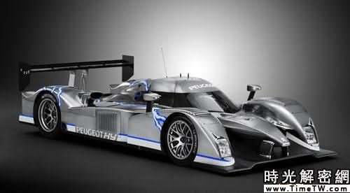法國推出新型賽車可回收剎車過程能量(組圖)