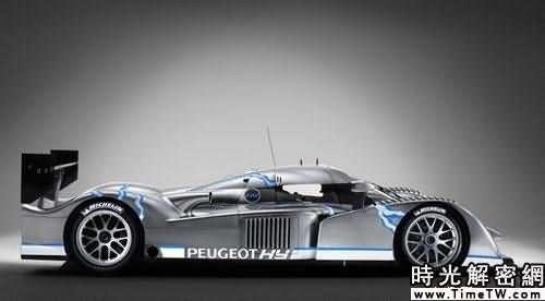 法國推出新型賽車可回收剎車過程能量(組圖)(2)