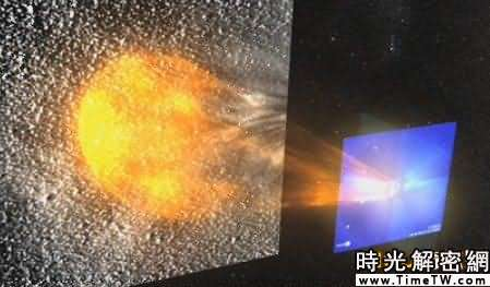 美科學家發現太陽風暴外形像法式羊角麵包