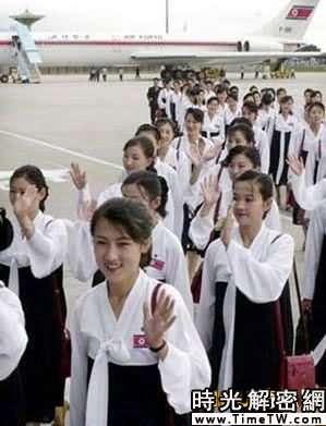 組圖:世界各國空姐性感服飾