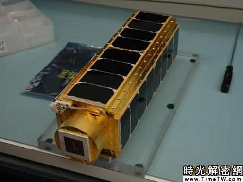美擬用納米衛星送地球生物上太空(圖)