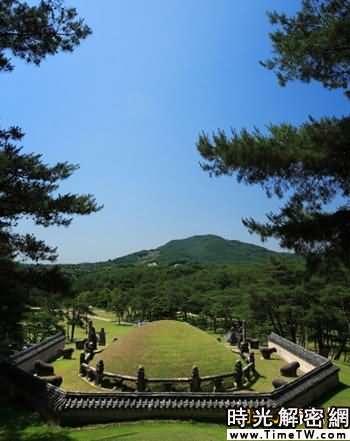 韓媒稱朝鮮王陵有望被列入世界文化遺產(圖)