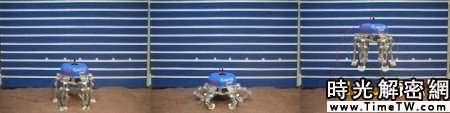 美未來火星車大揭秘:可攀爬峭壁跳躍(圖)(2)