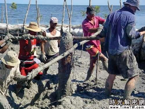 考古學家揭秘古人如何應對海平面上升(圖)(2)