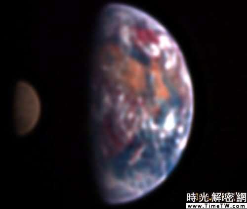 科學家將用深度撞擊探測器從太空研究地球(圖)