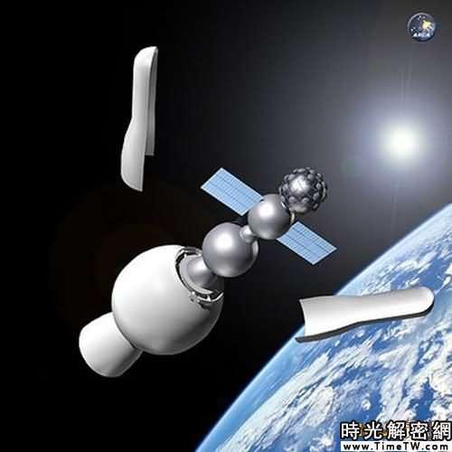 私人設計師欲用氫氣球發射月球登陸器(圖)