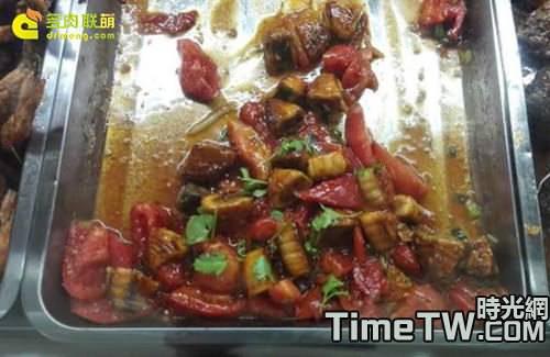 秒蔬菜秒水果的食用仙人掌