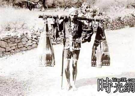 那些你沒見過的印度老照片【組圖...