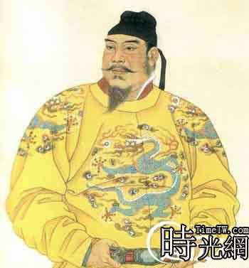 唐太宗李世民簡介被評為中國歷史...