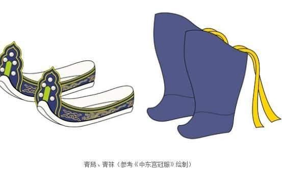 13明朝服饰:明朝皇后礼服详解