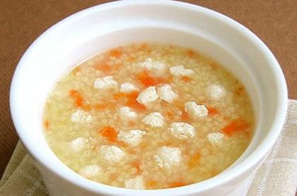 姜棗小米粥