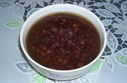 茯苓蓮豆粥