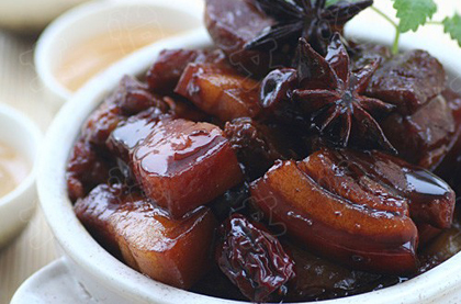香濃軟糯紅燒肉