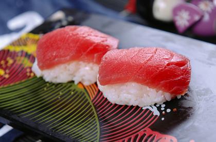 金槍魚壽司