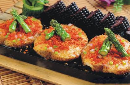 日式醬香銀鱈魚