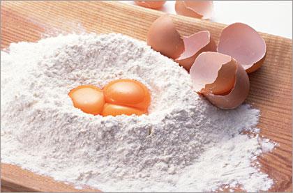 做饅頭使用的麵粉