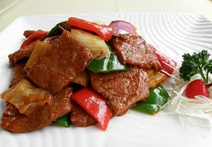 韓國醬牛肉