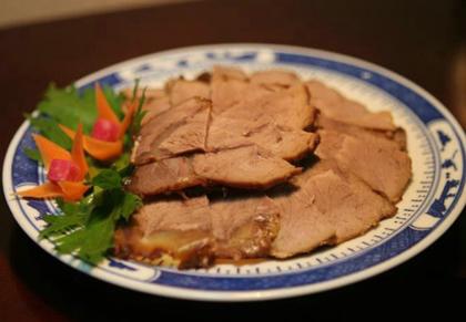 澳洲風味醬牛肉