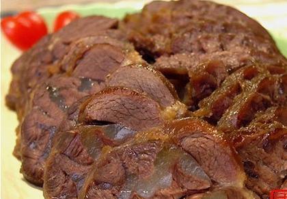 北京復順齋醬牛肉