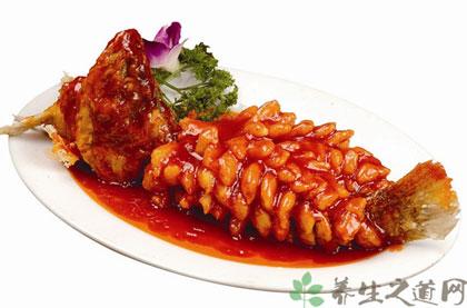 蘇松鼠桂魚