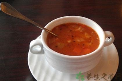 意式香濃菜湯