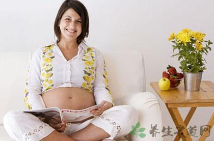 准媽媽孕早期