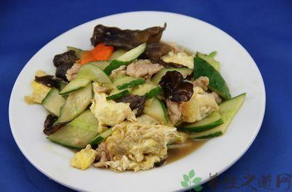 木須肉的家常做法