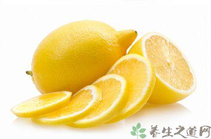 檸檬怎麼吃?