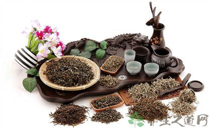 茶葉的種類