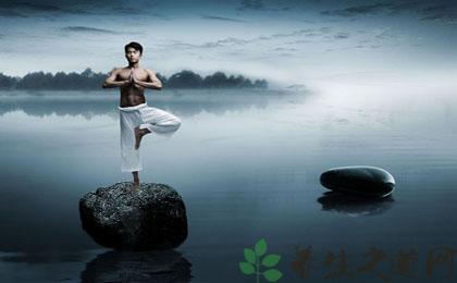 男性練習瑜伽都有哪些好處