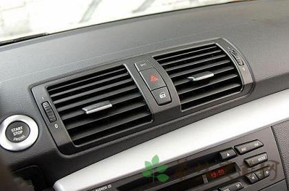 車輛空調出風通暢