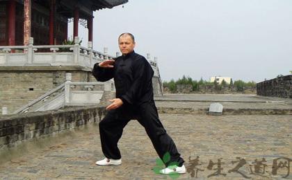 中老年人練習太極拳的四大優點