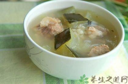 初夏養生湯