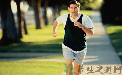 慢跑運動的好處