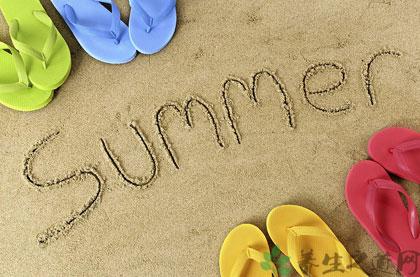 夏季高溫防暑降溫知識