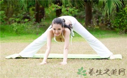 陰瑜伽的好處