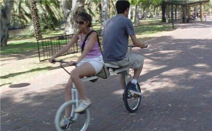 雙人自行車