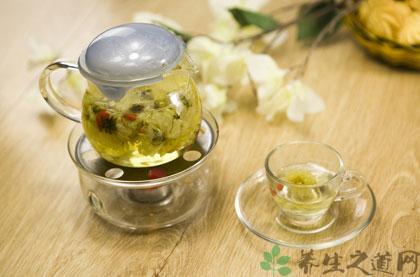 夏天適宜喝菊花茶