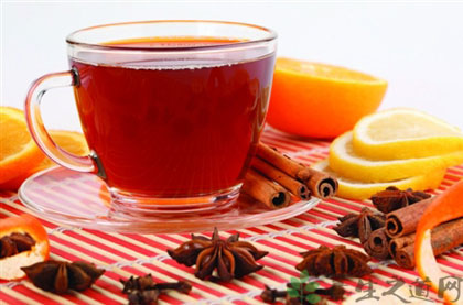 夏天適宜喝蜜糖紅茶