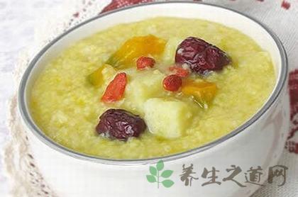 紅棗小米粥